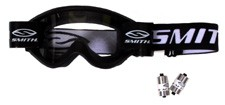 Smith Brille Racer Pack EVO (schwarz)